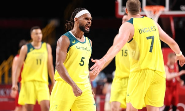 From 21 athletes and no basketballs to a Boomers side brimming with stars