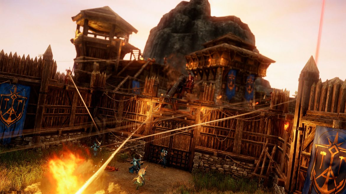 Amazon's MMO New World is delayed again, release date pushed one more month