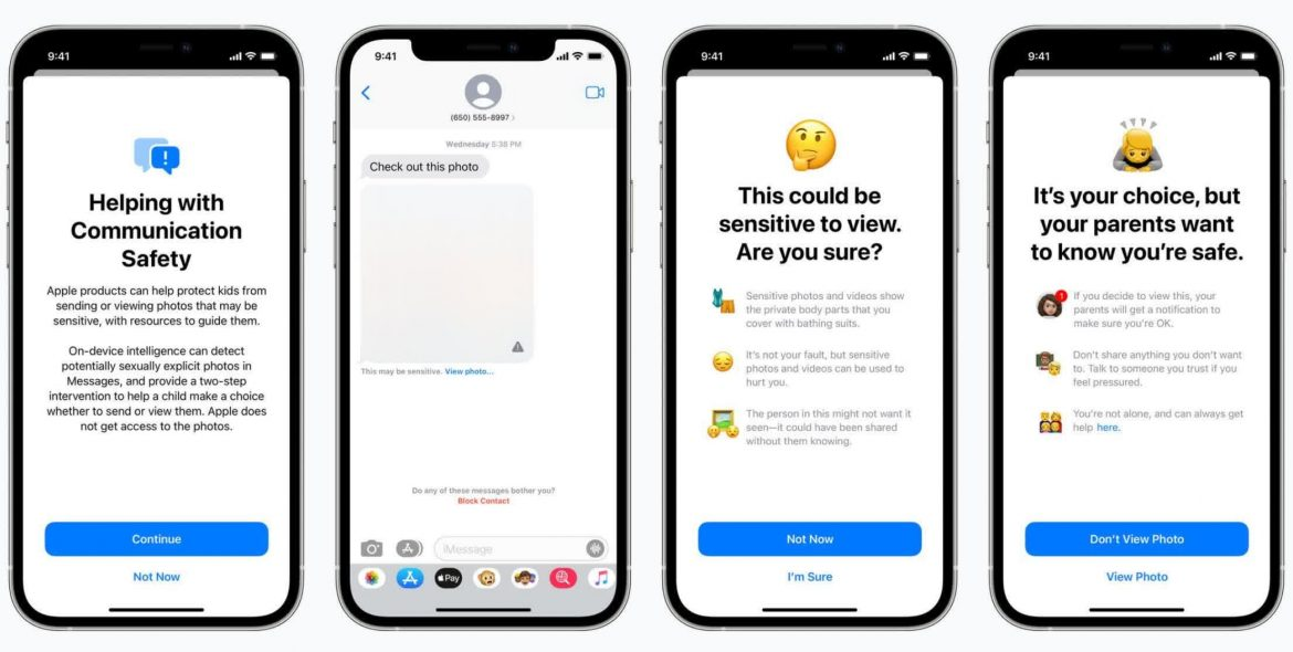 Apple to scan all iPhones and iCloud accounts for child abuse images